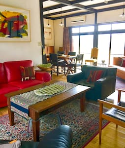 Artist's House in Iga, Stay Comfortable With Art