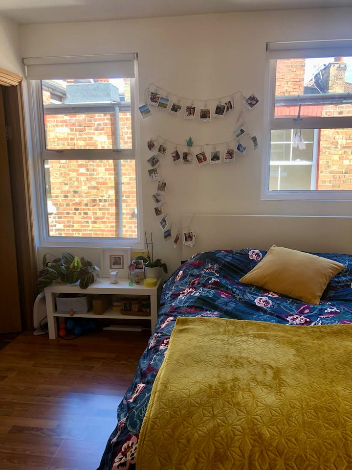 Bright Double Bedrooms in north London