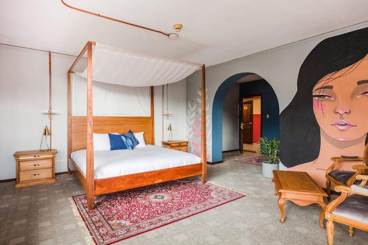 Selina Quito - Unique Room