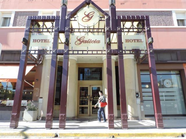 Hotel Galicia (Doble Twin)