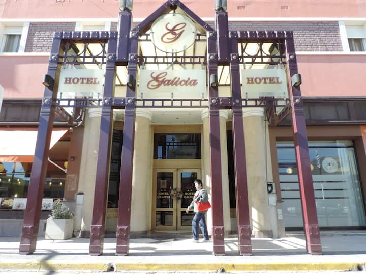 Hotel Galicia (Doble Matr.)