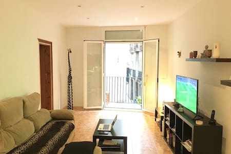BEDROOM DOUBLE WITH BALCONY - Barcelone