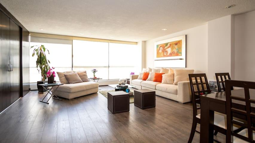 Polanco 3BR Spacious Apartment *Prime Location*