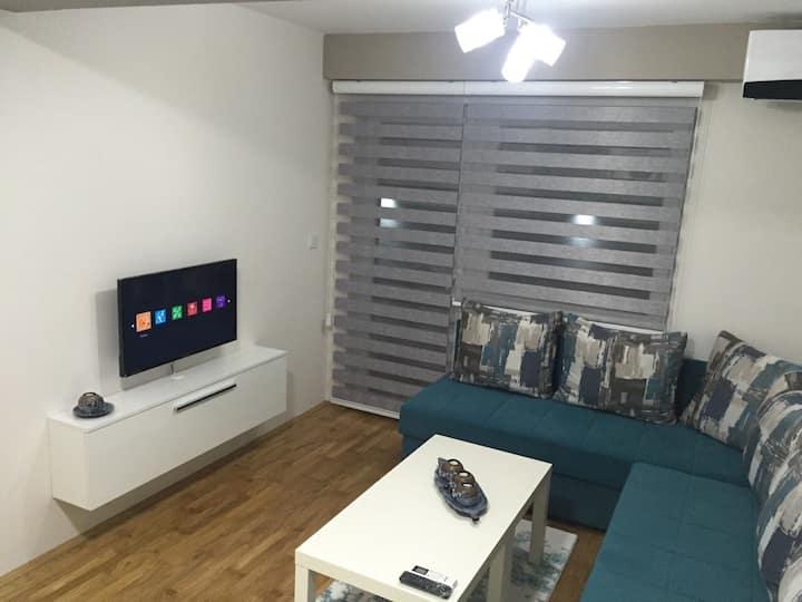 Malkovski *Business* apartment
