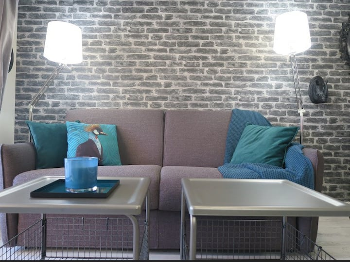 La Baule, studio cosy. Quartier jumping/Atlantia
