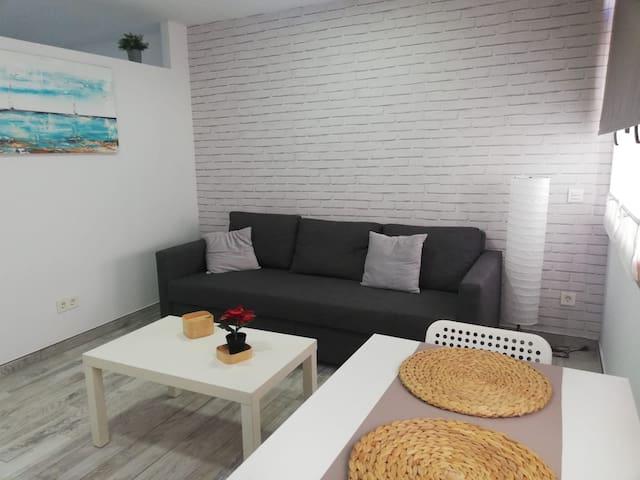 Apartamento Acuario. Cerca del mar