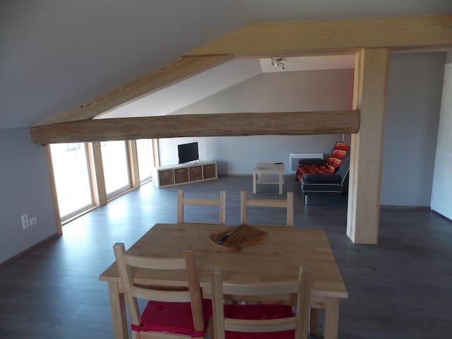 APPARTEMENT A LA CAMPAGNE - Sauvessanges - Wohnung