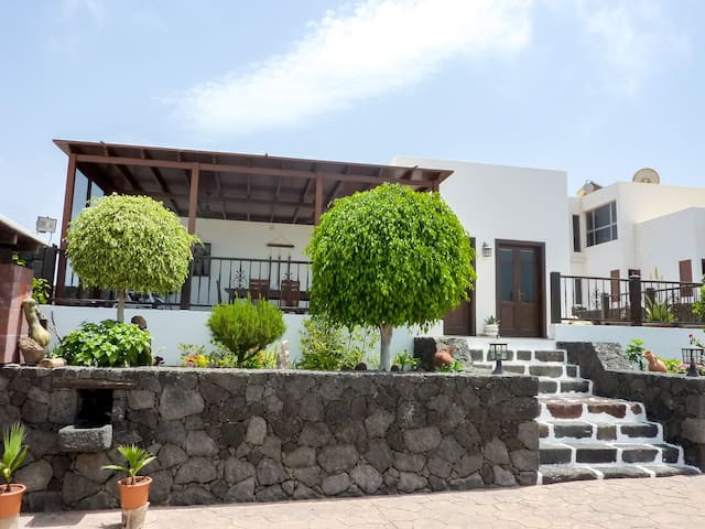 Relaxing Holiday Home Minuky - Teguise - บ้าน