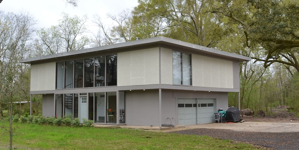 Renovated Mid Century Modern Home on Highland Rd