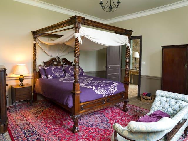 La Maison Manoir Meneac Brittany - Ménéac - Haus