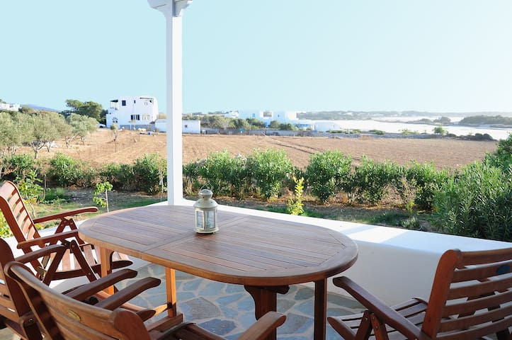Glyfada apartment with sea view