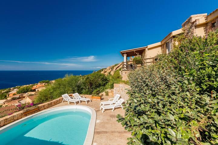 Villa De Elysee - Sardinia Unlimited