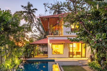 STELLAR ASSAGAO 3BHK VILLA CLOSE TO ANJUNA VAGATOR