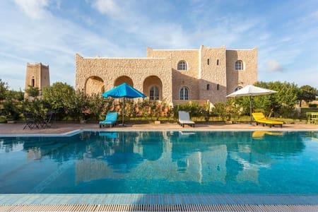 Location villa avec piscine à 11 km d'Essaouira - Essaouira