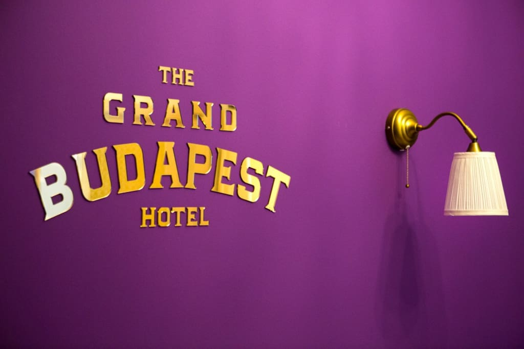 oh you know....i loved that crazy sweet film, so i inspired from it, and the genious of WES ANDERSON.....be my guest......