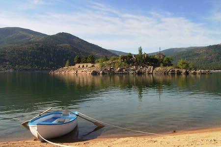 Alquiler de isla con castillo - El Barraco - Linna