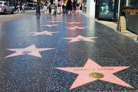 FABULOUS WALK OF FAME, prime HOLLYWOOD apartment!