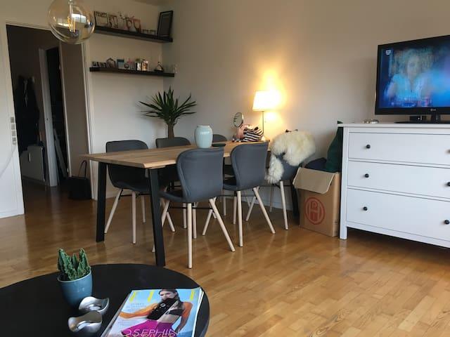 Cozy studio at the heart of Copenhagen