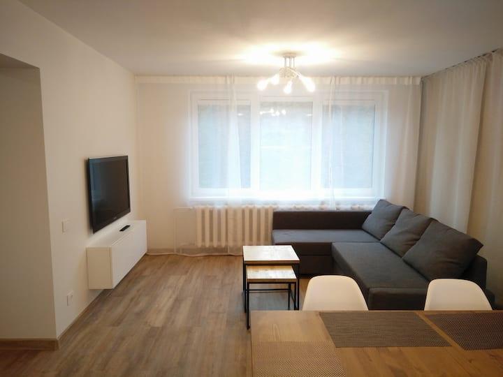 Juodkrantė & Neringa apartment