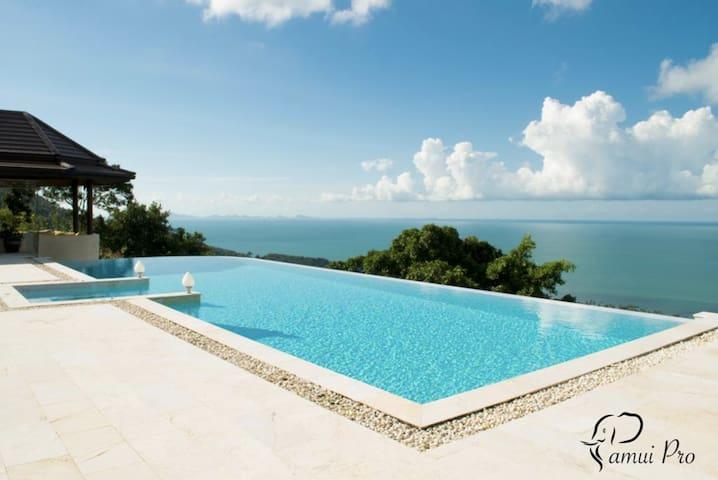5 Bedroom Spectacular Sea View Villa