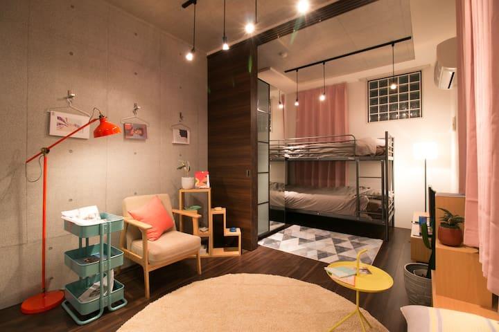Central Tokyo, Cozy & Compact #3