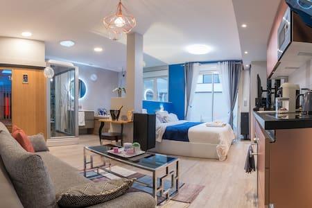 MV Suite & Spa Prestige Terrasse  / Spa-Hammam-Sauna  (privatifs)