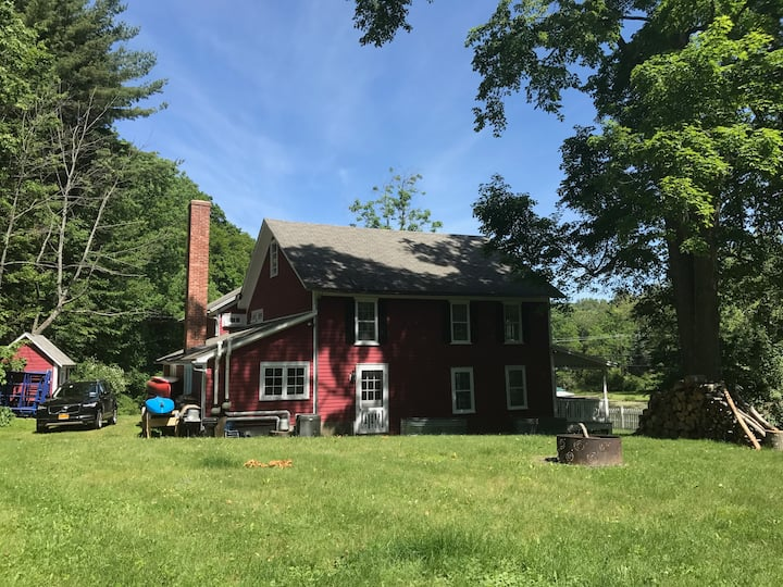 Newly listed Berkshire Lake House, Chef's Kitchen