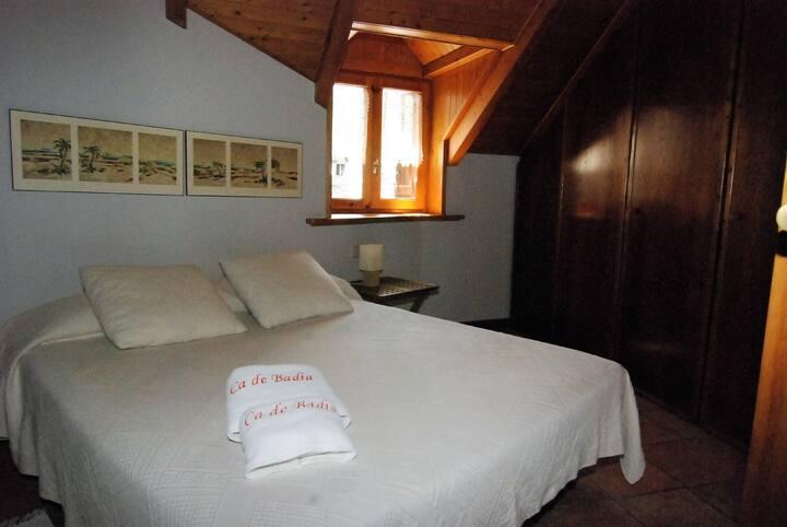 Ca de Badia, apartamento rural en Taüll Les Feixes
