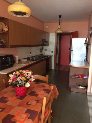 appartamento spazioso per 4/5persone - Torino - Flat