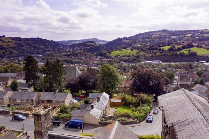 Skylark View, Luxury apart. with a super view
