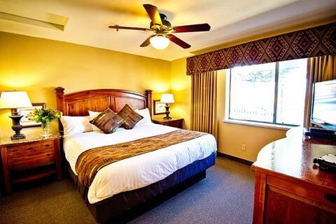 Heavenly Mountain Condominium Suite