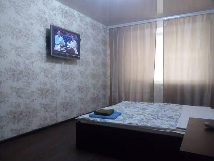 2-х комнатные апартаменты на ул. Мира 27