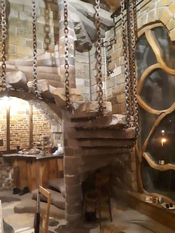 Атмосфера старинного замка