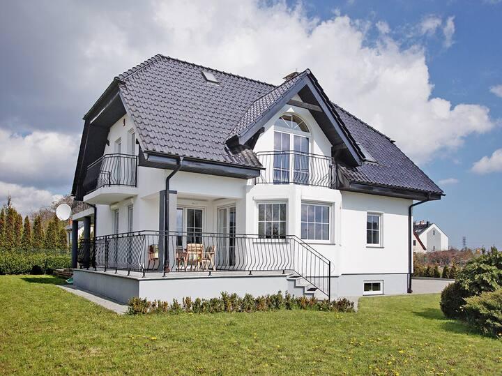 Charmante Villa in Danzig