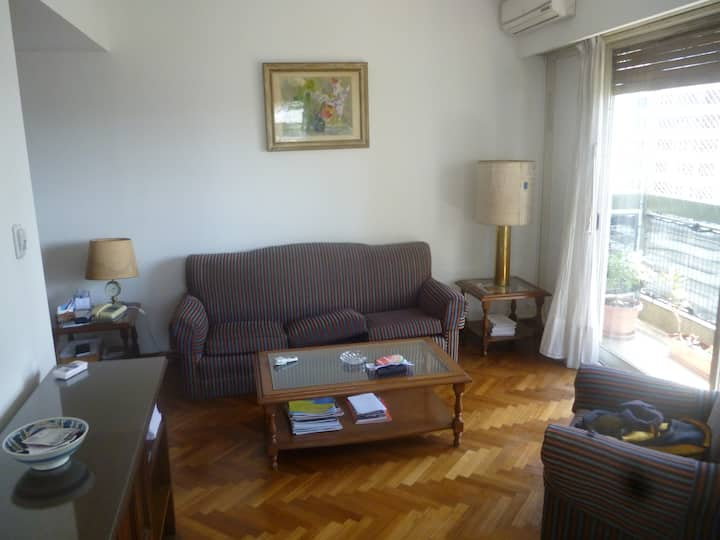 Beatiful and Bright Apartament, Recoleta and Downt