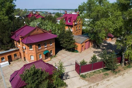 chic loft on the banks of the river - Хабаровск