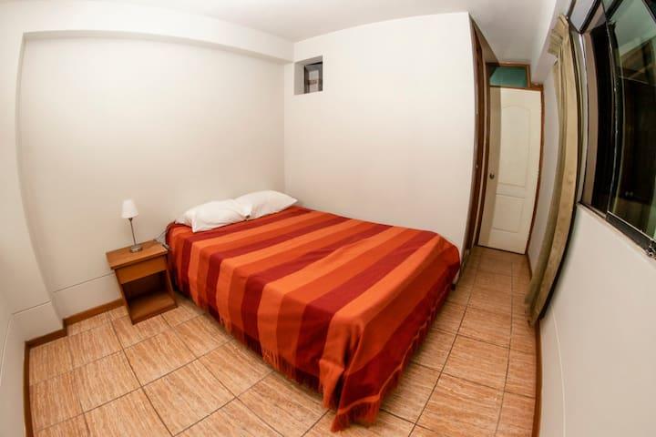 Matrimonial cama dos plazas