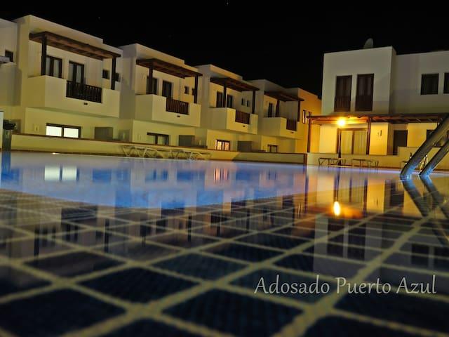 Adosado Puerto Azul - Residencial - Puerto Calero - Huis