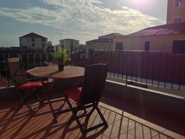 Esmeraldo 1 - apartment with a view