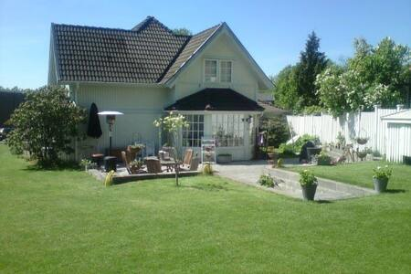 Nice room close to the sea and city of Gothenburg - Göteborg