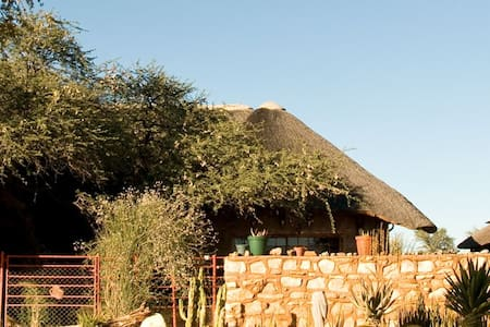 Nhosab Safari Lodge