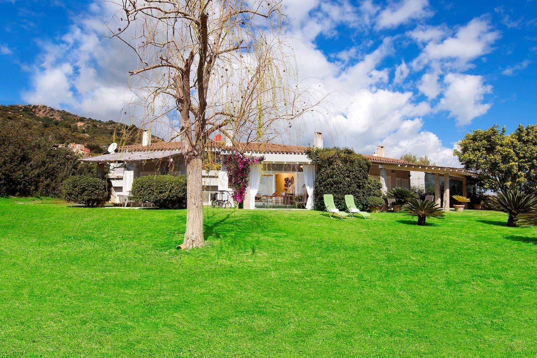 Giardino, patio, relax...