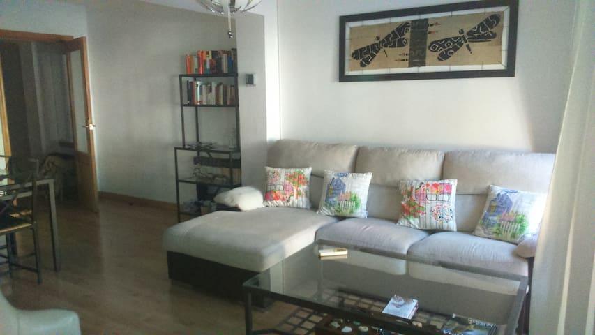 Habitación Cerca Centro Histórico Y Paseo Marítimo - Palma - Kondominium