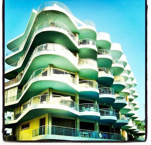 résidence classée architecturale