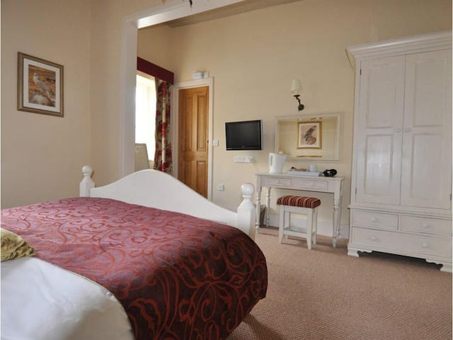 Double Room at The George & Falcon
