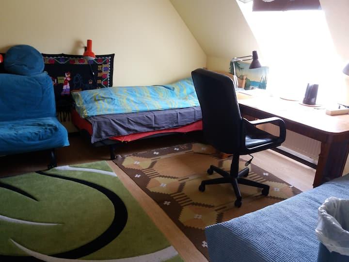 """""""bedandkitchen"""" room in Lund 3"""