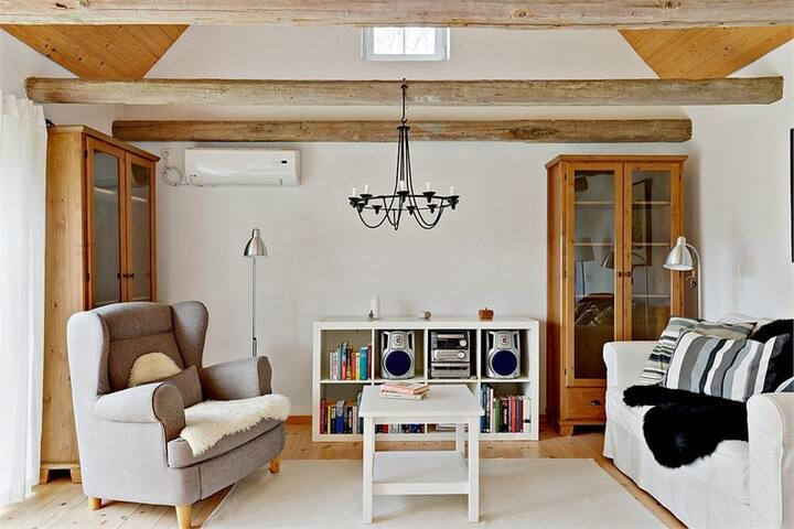 Well equipped cottage in Sweden's Provence - Simrishamn - บ้าน
