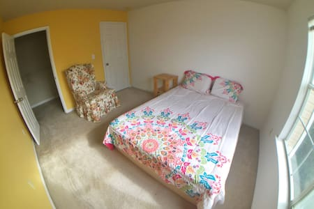 Friendly house (color room) - Gulf Shores - Flat