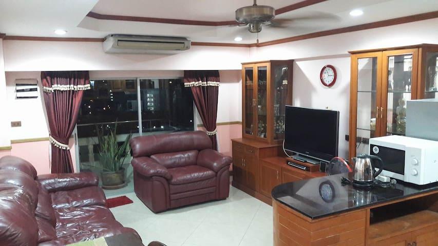 Nirun Condo Apartment Central Pattaya - Pattaya - Apartment