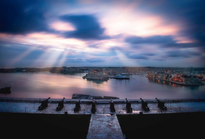 Valletta Harbour View Appartment